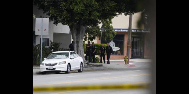Fusillade en Californie: au moins 5 morts, dont le tireur présumé - La DH