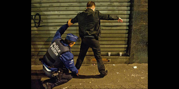 Une dent contre les policiers - La DH