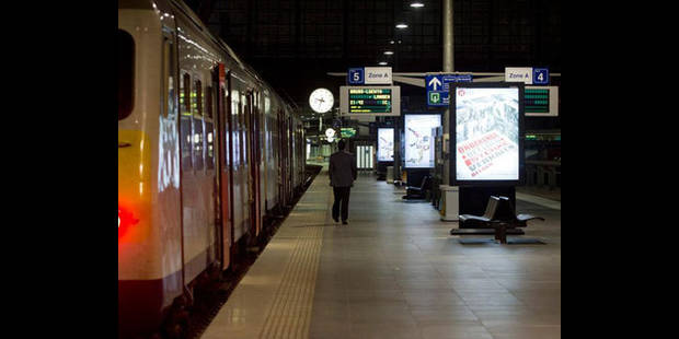 Fin de l'alerte à la gare d'Anvers - La DH