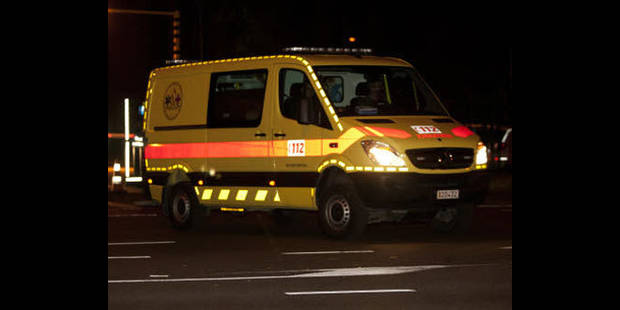 Accident de moto mortel pour deux jeunes policiers - La DH