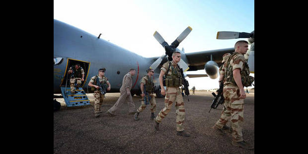 Mali: fin de mission pour les deux C-130 belges - La DH
