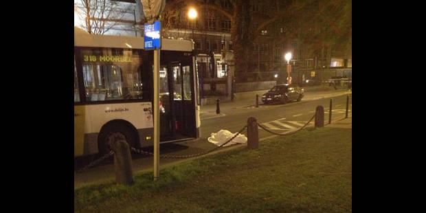 Un bus De Lijn tue un piéton à Madou - La DH