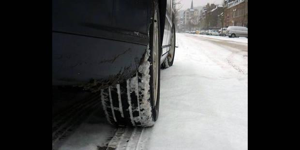 Neige: vigilance renforcée sur les routes wallonnes - La DH