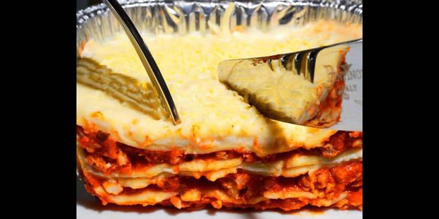 Lasagnes au cheval: les Belges ne renoncent pas aux produits à base de viande - La DH