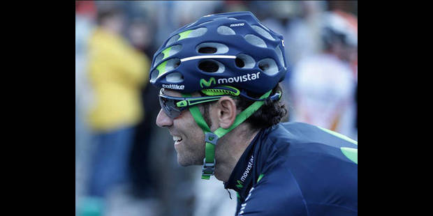 Valverde remporte le prologue de la Ruta del Sol - La DH