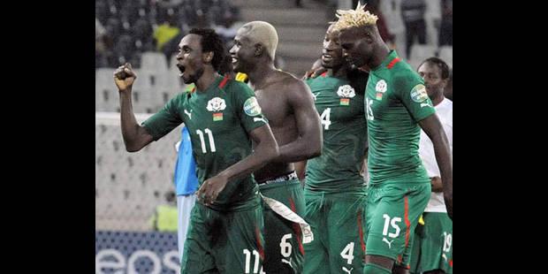 """Burkina Faso : Pitroipa """"très heureux"""" de jouer la finale - La DH"""