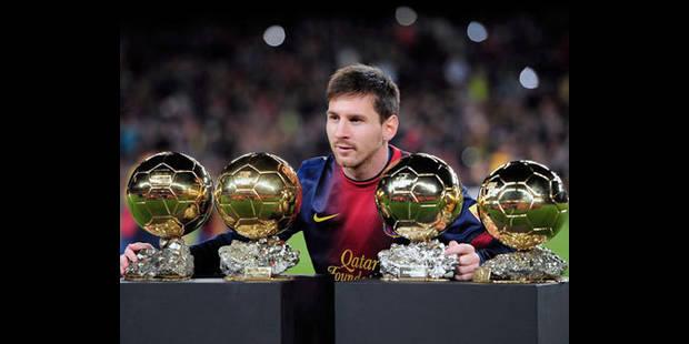 Messi a prolongé son contrat avec le FC Barcelone - La DH