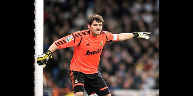Iker Casillas opéré du pouce ce  vendredi - La DH