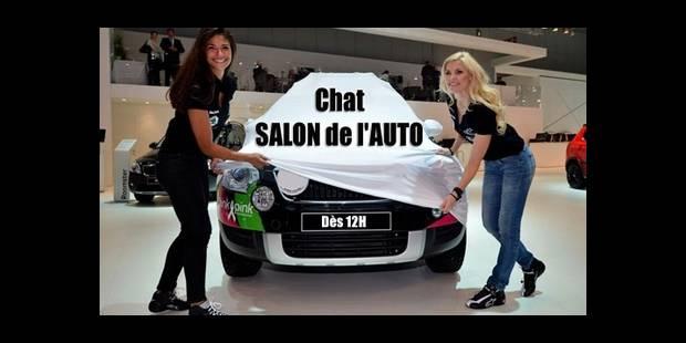 Et si le Salon n'était pas la saison de la ristourne auto ? - La DH