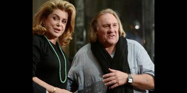 Polémique sur Depardieu: Catherine Deneuve tacle Philippe Torreton - La DH