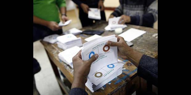 Le scrutin égyptien entaché par des irrégularités ? - La DH