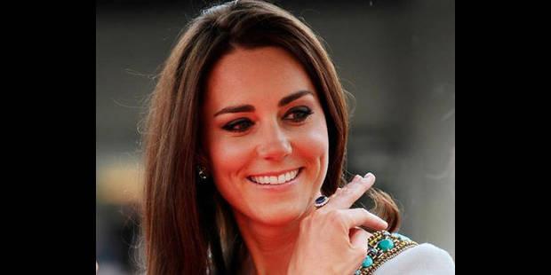 Si Kate est enceinte de jumeaux, lequel deviendra monarque? - La DH