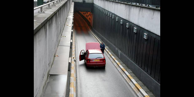 Un conducteur fantôme en fuite à Bruxelles - La DH