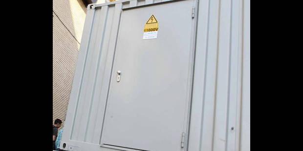 Deux explosions dans des cabines à haute tension à Herstal - La DH