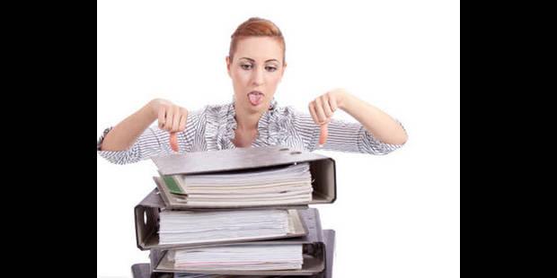 Un Belge sur trois stressé au travail - La DH
