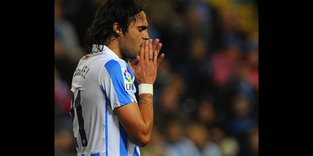 Malaga chute devant le Real Sociedad - La DH
