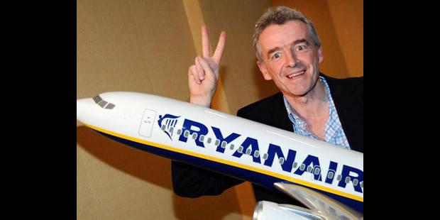 Ryanair revoit ses prévisions annuelles à la hausse - La DH
