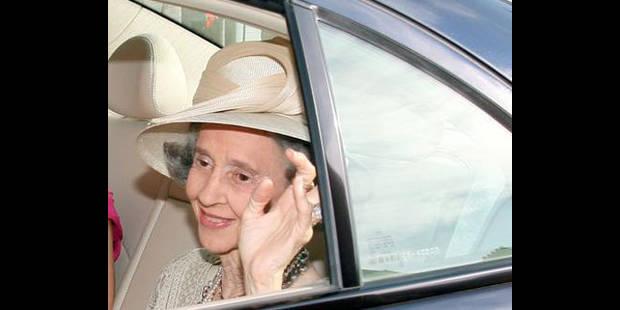 La Reine Fabiola est trop faible pour assister à la fête du Roi - La DH