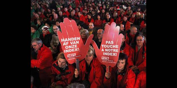 La FGTB Liège-Huy-Waremme soutient aussi la grève générale du 14 novembre - La DH