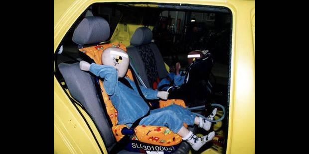 Votre enfant est-il bien attaché en voiture ? - La DH