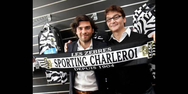 Charleroi : Robert Bayat, Monsieur 5 % - La DH
