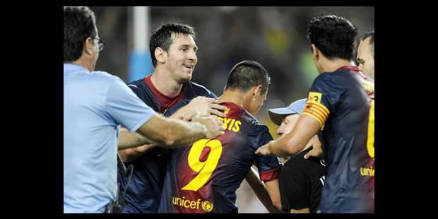 Espagne - 5e journée : le Barça irrésistible à Getafe - La DH