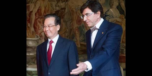 La Belgique veut plus de Chinois - La DH