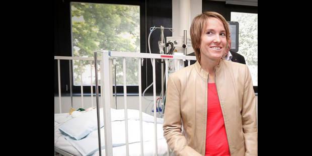 Justine Henin attend un heureux événement - La DH