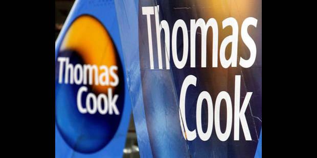 Entre 100 et 150 emplois menacés chez Thomas Cook - La DH