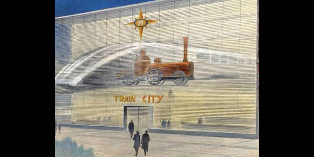 Train World, le new musée du train - La DH