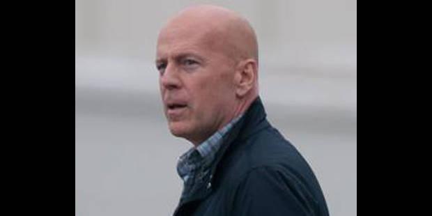 Bruce Willis énervé! - La DH