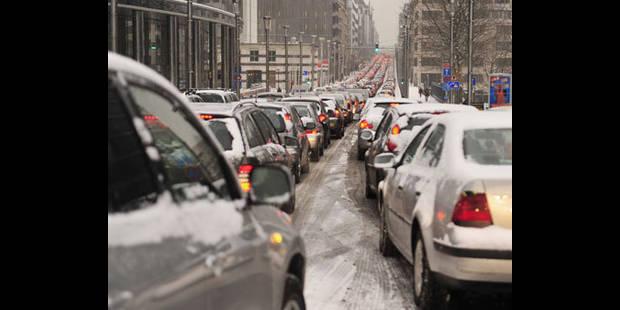La Belgique en tête du classement des pays les plus embouteillés - La DH