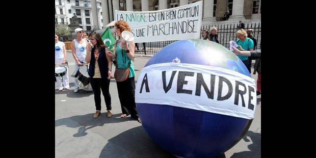 Rio+20: le bilan belge, 20 ans après - La DH