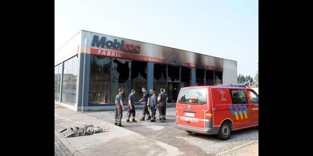Nuit agitée pour les pompiers de Liège - La DH