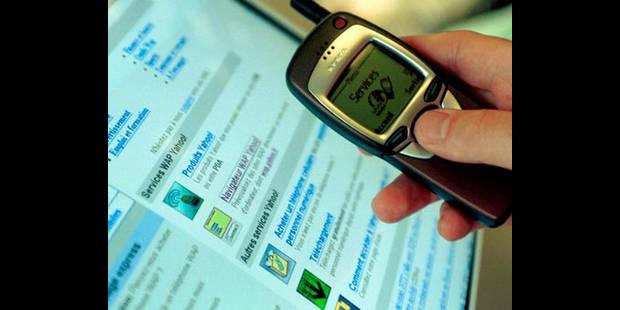 De plus en plus de Belges utilisent l'internet mobile - La DH