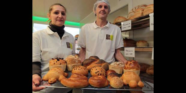 Des petits pains  sous toutes les formes - La DH