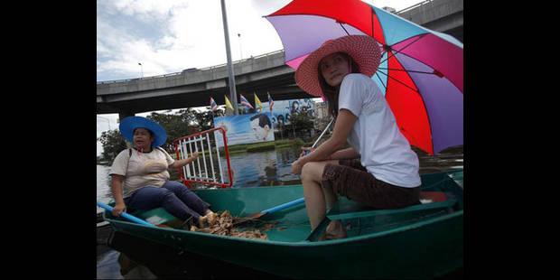 "Inondations à Bangkok: ""toujours graves"", selon son gouverneur - La DH"