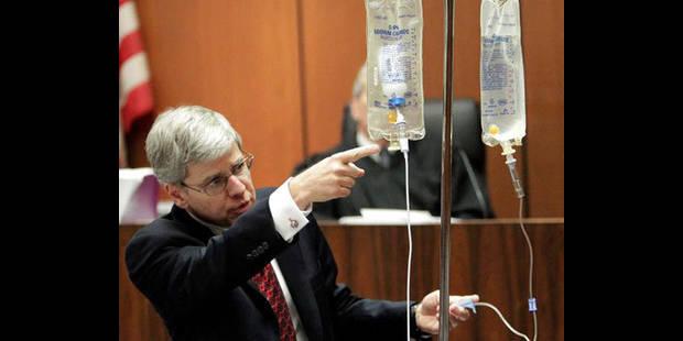 Procès Jackson: le Dr Murray a menti sur les quantités de sédatifs données - La DH
