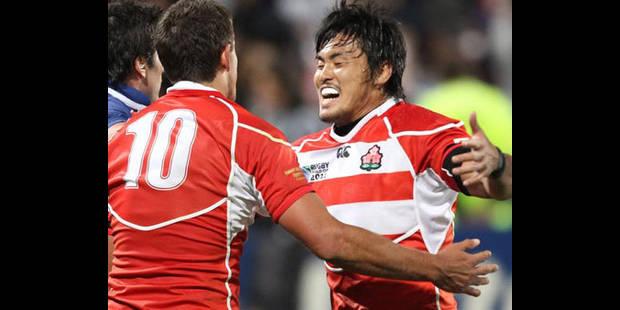 Match nul entre le Japon et le Canada 23-23 - La DH