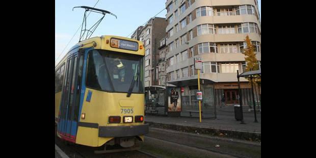 La circulation des trams rétablie - La DH