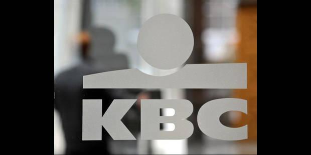 Moody's dégrade la note de crédit de KBC - La DH