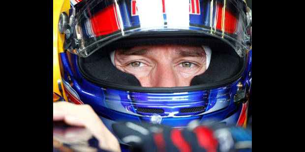 GP de Belgique - Essais libres 2: Webber meilleur temps - La DH