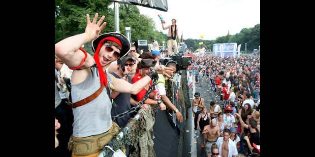 City Parade: l'électro envahit Bruxelles - La DH