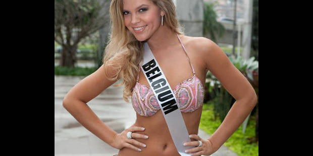 Miss Belgique est au Brésil - La DH