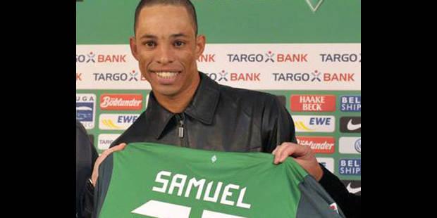 Samuel a signé à Anderlecht - La DH