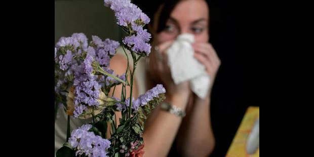 Rhume des foins: nous sommes au début de la période la plus agressive - La DH