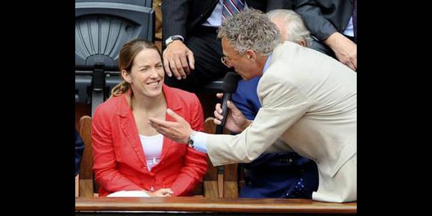 Nelson Monfort: ?Une victoire de Clijsters  ferait plaisir à tout le monde? - La DH
