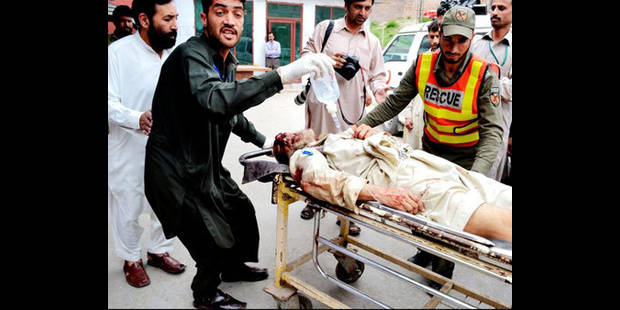 Attaque terroriste au Pakistan: douze morts - La DH