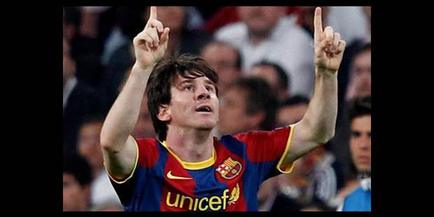 Messi jaillit et donne un avantage crucial au Barça - La DH