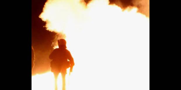 Un cocktail Molotov provoque un incendie à Liège - La DH